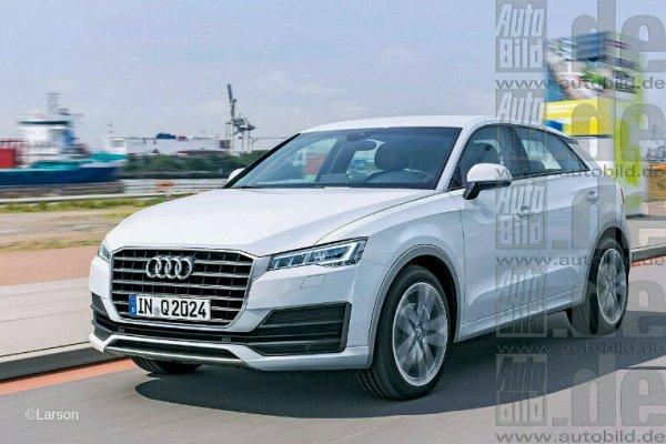 Audi q2 coupe