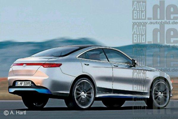 Mercedes hybride ecoluxe
