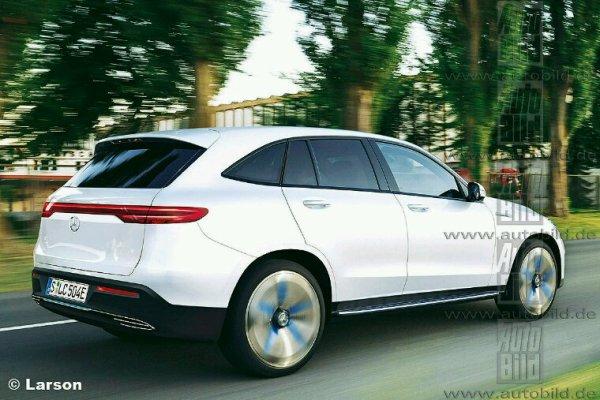 Mercedes eqc hybride