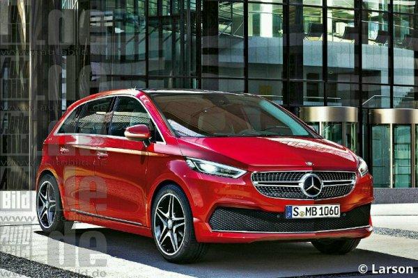 Future classe b Mercedes