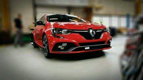 Renault megane 4rs devoilee