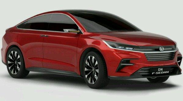 Daihatsu projet 4p