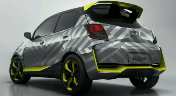 Datsun go concept