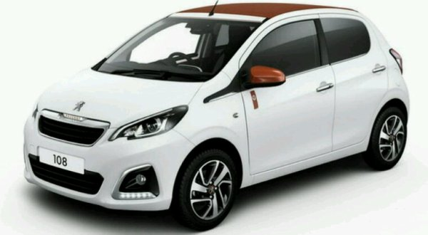 Peugeot 108 collection et rolland garos