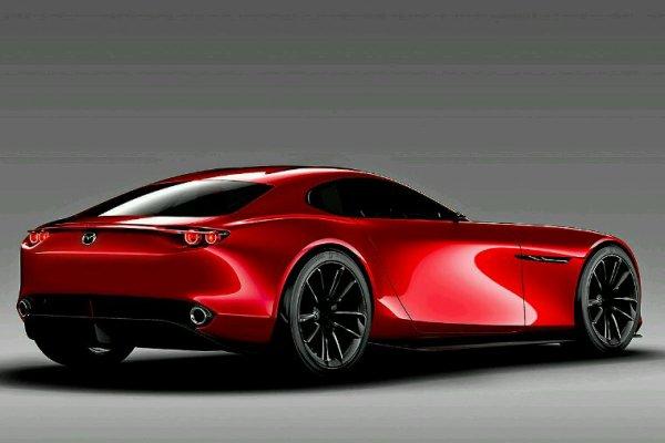 Mazda rx 9