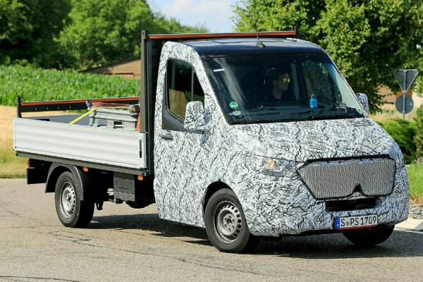 Test mercedes sprinter 2018
