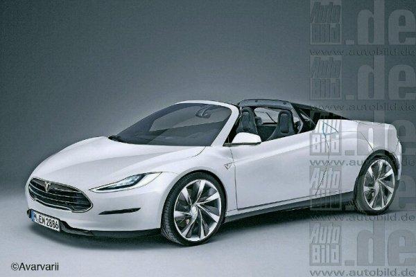 Tesla roadster pour bientot la marque s etoffe
