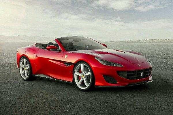 Ferrari portofino cabriolet pour 2018