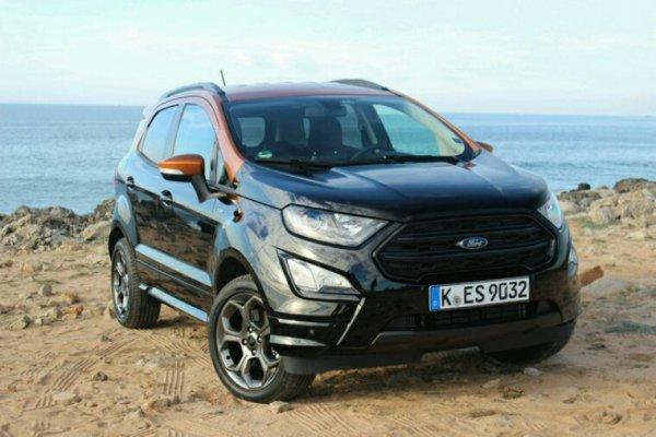 Ford ecosport lifting 2018