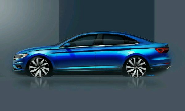 Debut de la production jetta 2018