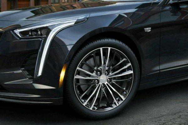 Cadillac ct6 pas mal