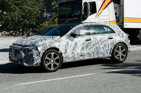 Future Mercedes gla 2019