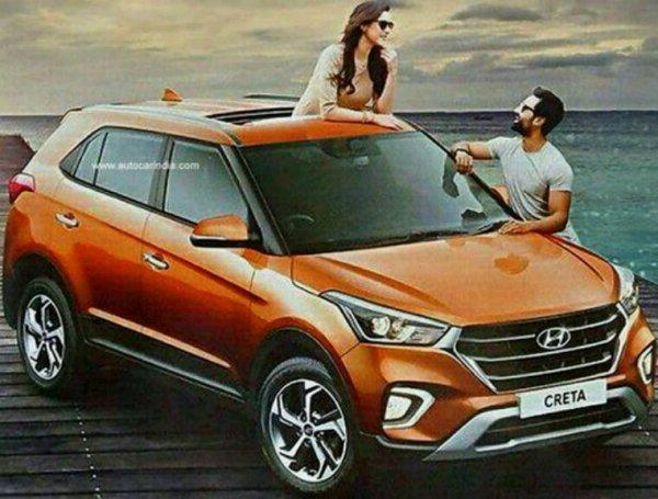 Hyundai creta lifting 2018 pourle japon