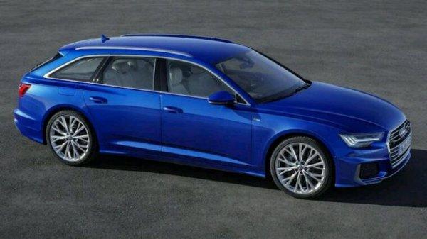 Audi a 6 rs6 break