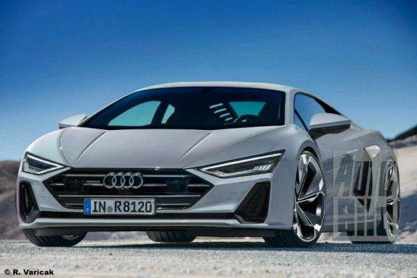 Audi r8 3 pour 2020