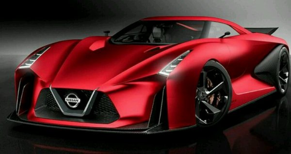 Prochaine Nissan gtr