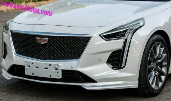 Cadillac xt 6