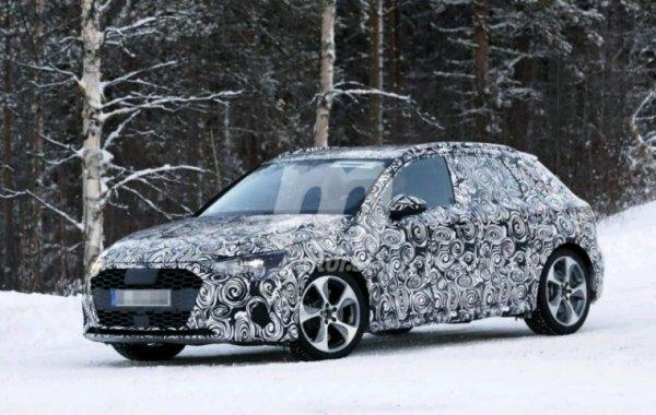 Audi a3 4e génération