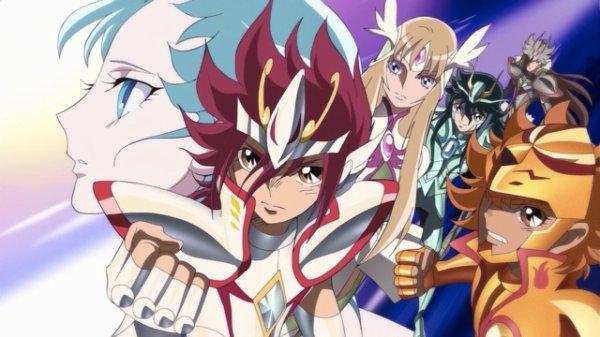 Les Nouveaux Chevaliers du Zodiaque - Saint Seiya Omega