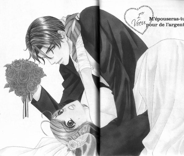 Happy Mariage - Tome 1 - Chapitre 1