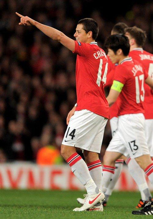 Manchester United 1 - Ajax 2