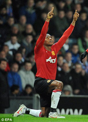 Blackburn 0 Manchester United 2
