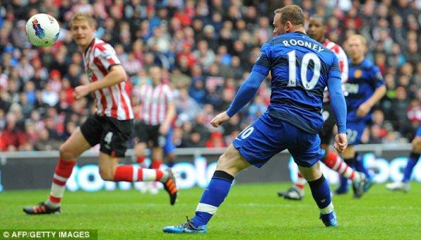 Sunderland 0 Manchester United 1