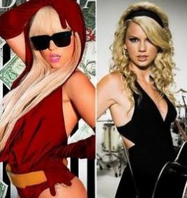 Taylor Swift. ¡Destrona a Lady Gaga! Gana más dinero