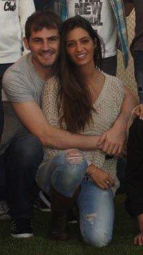 Iker Casillas. Posible boda en julio con Sara