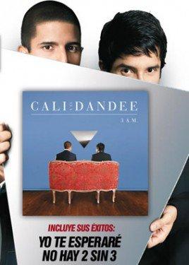 Cali & El Dandee. Ya está a la venta su CD