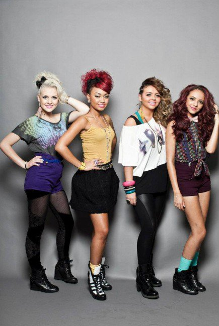 ¿UNA PROGRAMA DE TELE SOBRE LITTLE MIX?