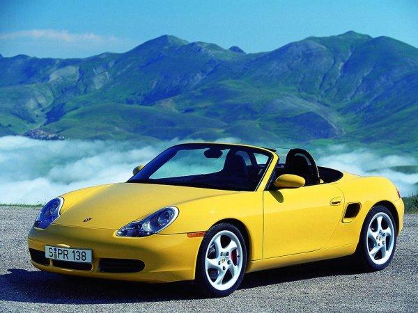 Porsche Boxter S , Boxter