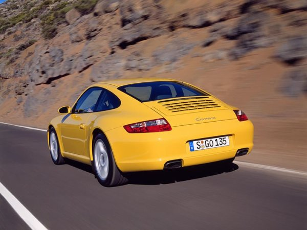 Porsche 997 Carrera , Carrera S , Carrera 4 , Carrera 4S       2004  - 2008