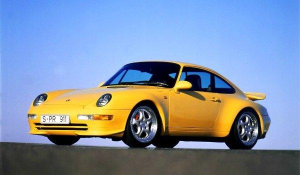 Porsche 911 RS 3.8 (993) - 1995,1996