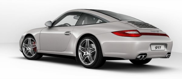 Porsche 911 Targa 4 , Targa 4S MKII , 2010