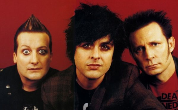 Green Day dans Q | Kerrang & Rock Sound Readers' Poll |