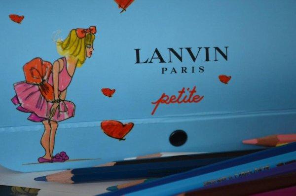 Boite à crayons Lanvin