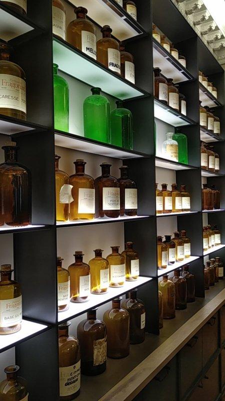 Retour avec le Musée du Parfum Fragonard de Paris