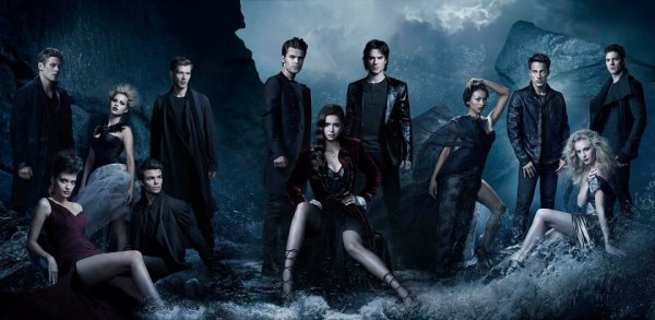 The Vampire Diaries Saison 3 et 4 (PROCHAINEMENT)