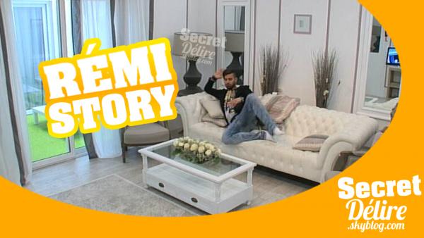 Remi Story, avec Vincent !