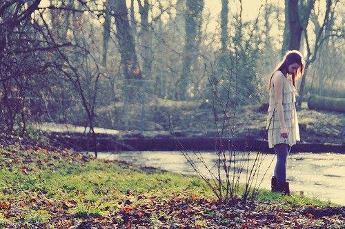 solitude quand tu nous tient ! ♥