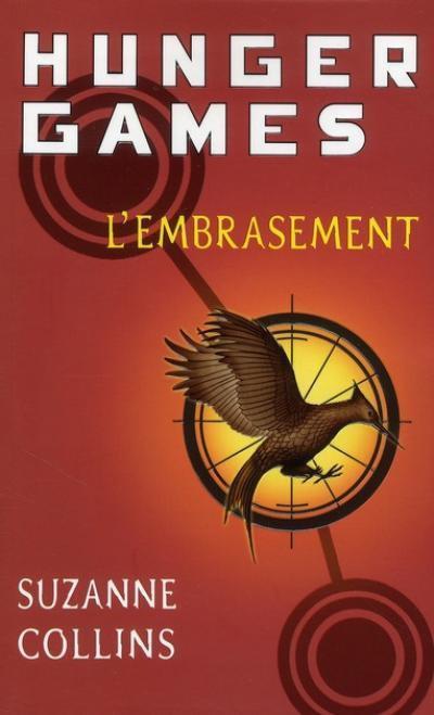 """"""" """"Katniss Everdeen"""", la fille du feu…Vous êtes l'étincelle qui, si l'on n'y pend pas garde, risque d'embraser Panem. """""""