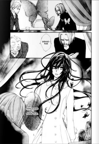 Vampire Knight Memorie Chapitre 6
