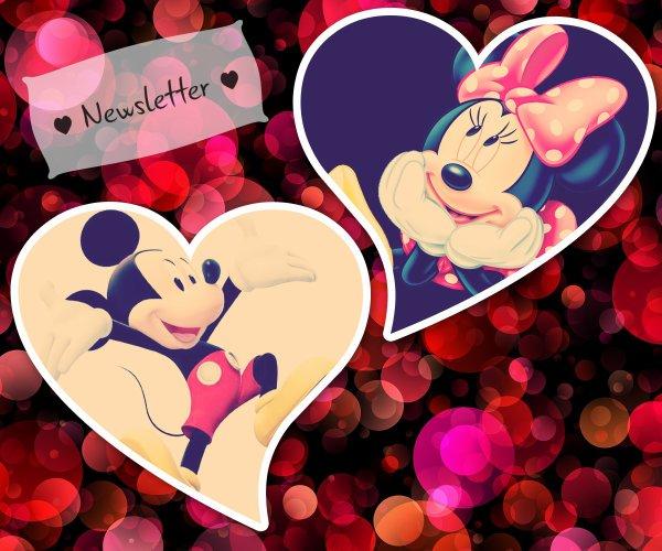 ♥ Newlestter ♥