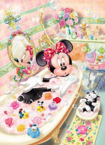 Le Bain de Minnie