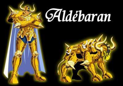 Aldébaran du Taureau
