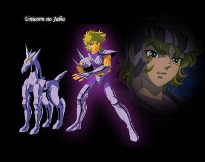 Jabu, le Chevalier de bronze de la Licorne