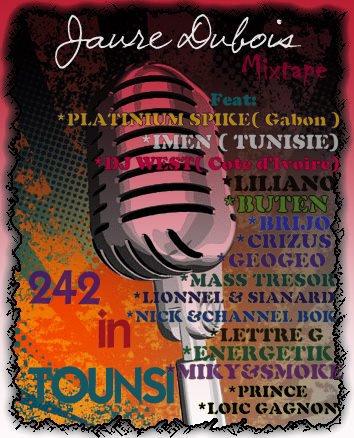 """Mythique mixtape """"242 in TOUNSI"""" disponible en téléchargement libre et gratuit!!!!!"""