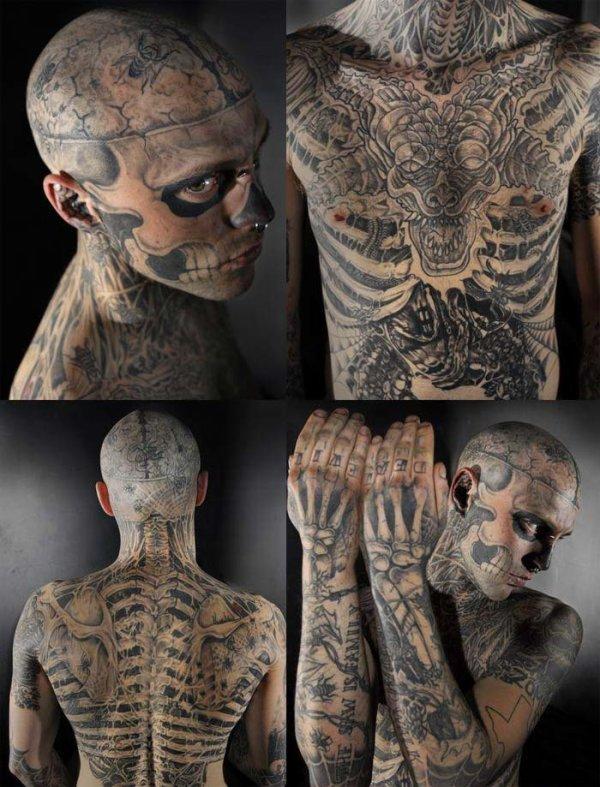Sa c'est du tatouages :)