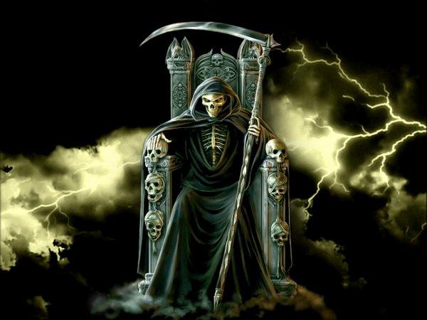 Mon trone dans mon domaine !!!